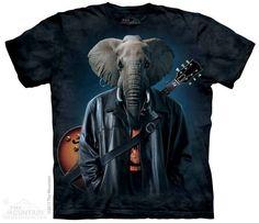 The Mountain - Rocker Cooper T-Shirt, $20.00 (http://shop.themountain.me/rocker-cooper-t-shirt/)