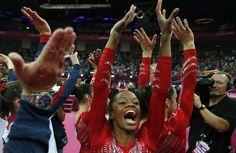 2012 Women's Olympic Gymnastics USA Team