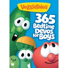 VeggieTales: 365 Bedtime Devos for Boys This website had a ton of Bible-based movies and books for your entire family. And the process are so low! Our Kids, My Boys, Little Boys, Devotions For Kids, Veggietales, Thing 1, Raising Boys, Bible Lessons, Object Lessons