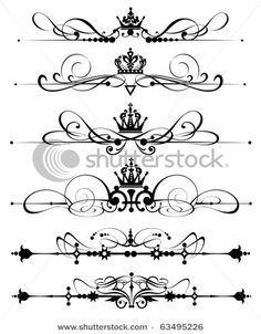 decorative accents royalty free stock vector art illustration sign ideas pinterest art illustrations stock illustrations and decorative accents - Decorative Accents