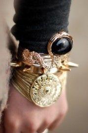 gold armpiece at http://www.romwe.com/diamonded-golden-bracelet-p-31783.html