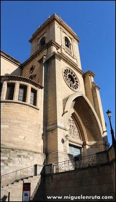 Catedral de San Juan en Albacete
