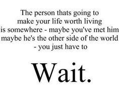 Wait ..
