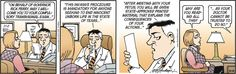 Day three of Doonesbury's foray into a Texas abortion clinic with mandatory ultrasound law fully in effect...