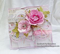 .: Inspiration Wednesday - Here comes the Bride - DT La-La Land Crafts