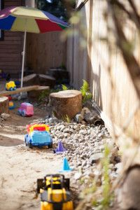 Natural Play Spaces – Little Creatures Family Daycare