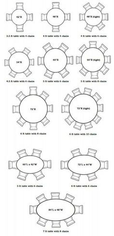 Round Dining Tables Ideas Tips