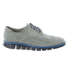 Cole Haan ZerøGrand Deconstructed Wingtip Fashion Sneaker Oxford Shoe - Mens