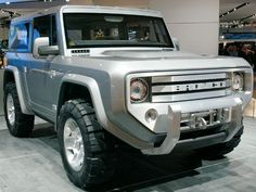 Cool Stuff We Like Here @ CoolPile.com ------- << Original Comment >> ------- Concept ford bronco