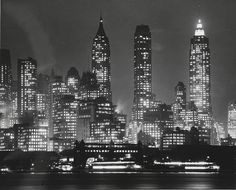 New York Photography 1890-1950
