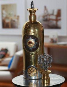 Russo-Baltique Vodka. #greatrock #luxury #designer #style