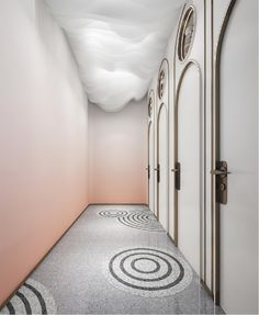 Sales Office, Washroom, Commercial Design, Powder Room, Baby Room, Kids Rugs, Doors, Interior Design, Architecture