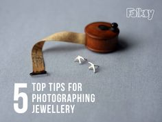 Small and reflective, jewellery isn't always the easiest thing to photograph. But follow these simple tips from Catherine Hicks and you'll soon be taking product shots you can be proud of...