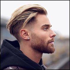 Men's Hairstyles: New Hairstyle Men 2018 Herrenfrisuren: Neue Frisur Männer 2018 Romantic Hairstyles, Boy Hairstyles, Hairstyle Men, Fashion Hairstyles, 1800s Hairstyles, Anime Hairstyles, American Hairstyles, Baddie Hairstyles, Trendy Hairstyles
