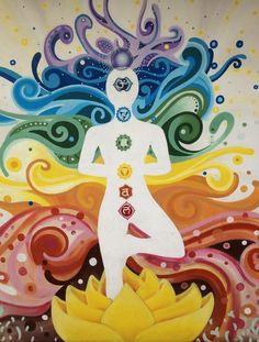 Significado de Los 32 Chakras