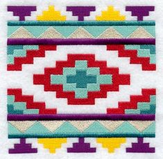 South West Quilt Patterns | quilt block modeled after traditional Southwest Native American rug ...