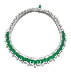Important emerald @ Sotheby's. Magnificent Jewels, Geneva | 15 Nov 2011 - Alain.R.Truong