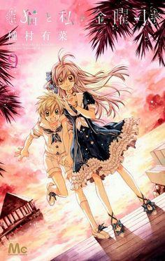 El Manga Neko to Watashi no Kinyoubi de Arina Tanemura esta entrando en su arco final.