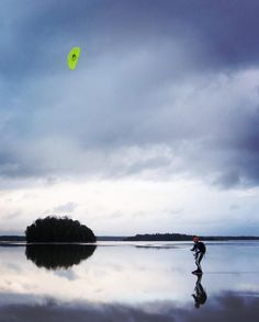 One more from today's nordic skating session. #theoutdoorfactory #kiteboarding #ourfinland #skating #nordicskating #stromforsoutdoor photo @j.palasmaa