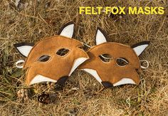 film petit: fantastic mr. fox mask