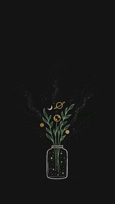 Black Phone Wallpaper, Iphone Background Wallpaper, Dark Wallpaper, Tumblr Wallpaper, Galaxy Wallpaper, Cartoon Wallpaper, Cute Black Wallpaper, Phone Wallpaper Quotes, Kawaii Wallpaper