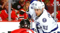 Filppula keeps mates on their toes — and their feet on the ground | NHL | Sporting News