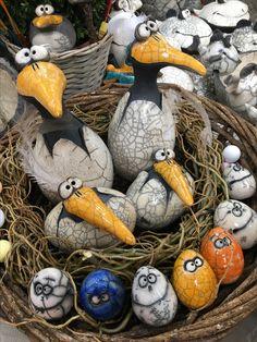 WHAT FUN!   Bildergebnis für keramik raben
