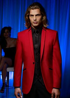 Shop our best value Red Tuxedo Vests on AliExpress. Check out more Red Tuxedo Vests items in Men's Clothing, Weddings & Events, Mother & Kids, Home & Garden! And don't miss out on limited deals on Red Tuxedo Vests! Red Prom Tuxedo, Tuxedo Wedding, Black Tuxedo, Purple Wedding, Wedding Suits, Wedding Tuxedos, Red Tux Prom, Prom Suit, Formal Tuxedo