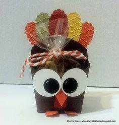 Stampin Sunshine: So Thankful - November Pals Blog Hop