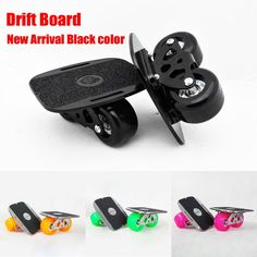 63.99$  Buy now - http://alijup.shopchina.info/1/go.php?t=32473722752 - New Upgrade Drift Board Scrub Flat-Plate Skates Skateboard Deck Wakeboard For Kids FedEx Free Shipping 63.99$ #aliexpresschina