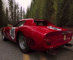 This is How a $30 Million Ferrari Sounds Like. (Video) Ferrari is one of the greatest supercars on the planet. Everything is great about this brand: great engines, beautiful design, and of course, magnificent sound. While everyone loves the modern Ferraris, it is the classic models that are the most incredible and magical beings.   Such as...