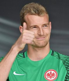 Lukas Hradecky - Eintracht Frankfurt and Finland NT