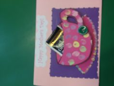 Mother's Day craft - for the Grammys ?