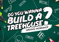 There are still spots available in the upcoming writing workshop at Roseville Theatre Arts Academy. Do You Wanna Build A Treehouse?. This 6-week workshop is your perfect chance to learn how to write a play from the ground up with Director Bobby Grainger. For ages Ages 8 - 18+ yrs. #kids #classes #treehouse #sacramento