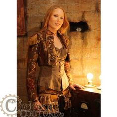 Seekers bodice from clockwork couture