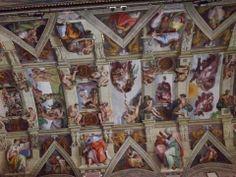 Bucket list: the Sistine Chapel Rome, Italy