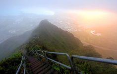 Haʻikū Stairs, Hawaje