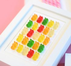 Diy framed candy home decor pinterest for Innendekoration wil