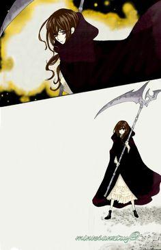 Vampire knight Memories, Juri kuran.