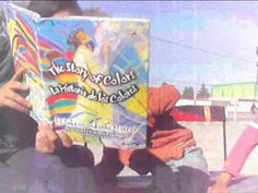 Lectura de La Historia de los colores del Subcomandante Marcos en El Kan...