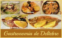 Gastronomía Deltebre.