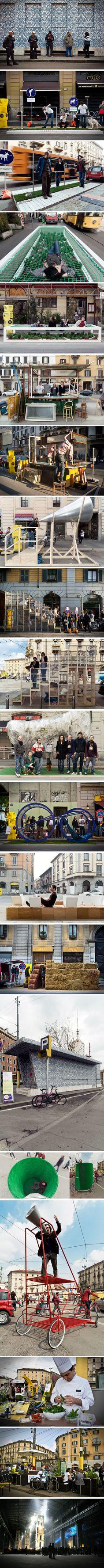 New Stadtm bel von Oliver Show Urban Space Pinterest Urban furniture and Street art