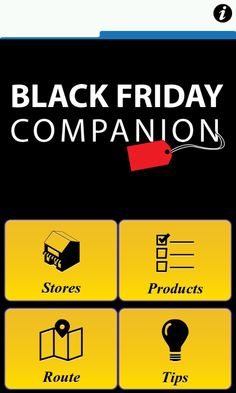 c3c11317e21 Black Friday Companion gives you all the tools you ll need to compile the  deals