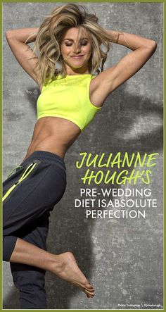 Hough's Pre-Wedding Diet Is Absolute Perfection Need a pre-wedding diet? Julianna Hough has you covered with her perfect pre-wedding diet that got her slim and toned for her big wedding day! Julianne Hough, Atkins, Weight Loss For Women, Weight Loss Tips, Losing Weight, Fitness Inspiration, Fitness Models, Lose 5 Pounds, 10 Pounds