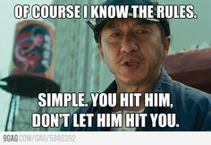 Jackie chan knows best