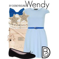 """""""Wendy"""" by leslieakay on Polyvore"""