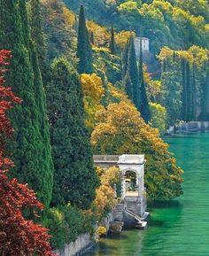 Villa Monastero, Varenna, Lecco, Lake Como, Italy