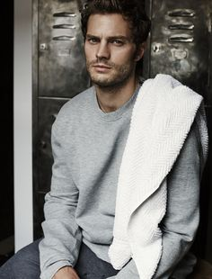 Jamie Dornan by Alex Bramall for The Obsever Magazine November 2, 2014 Issue. He plays a serial killer in \