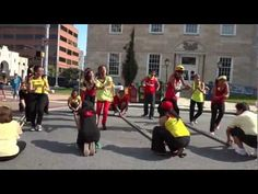Hip-Hop Tinikling Street Dancing - PAACP in Baltimore Filipino Festival- school appropriate