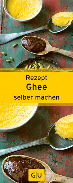 ghee selber machen recipe low carb butter and homemade. Black Bedroom Furniture Sets. Home Design Ideas